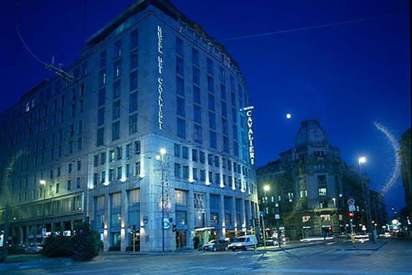 Hotel Cavalieri Milano Terrazza