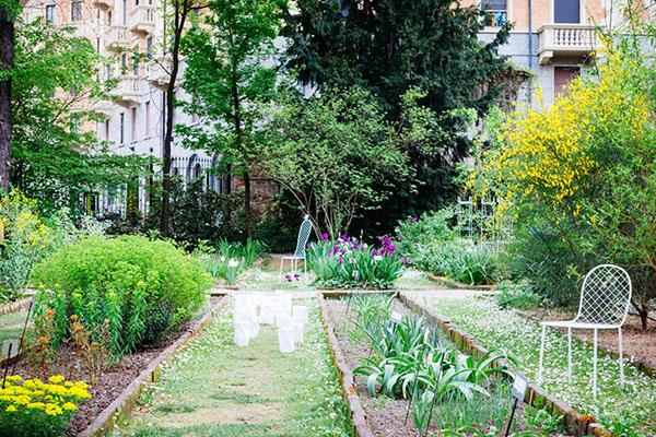 10 angoli verdi nascosti di milano 10 l 39 orto botanico for Giardino botanico milano