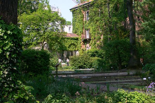 Giardini da visitare a milano orto botanico di brera