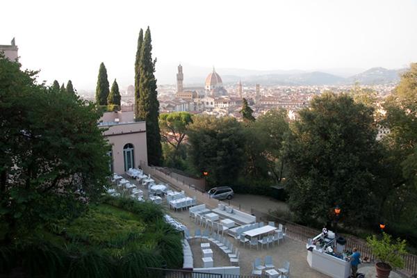 10 panorami da vedere a Firenze | #10 Terrazza Bardini, Moba