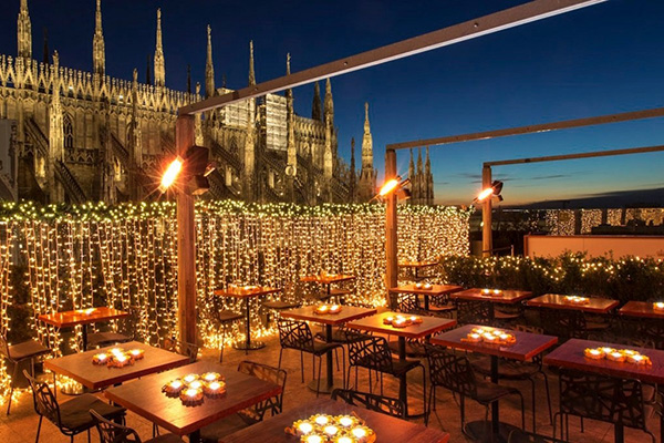 Awesome Terrazza La Rinascente Milano Images - Design Trends 2017 ...