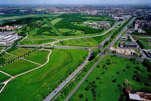 10 giardini da visitare a milano 4 parco nord for Giardini da visitare