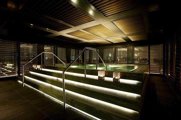 10 terme e spa da provare a Milano   #4 Armani Hotel