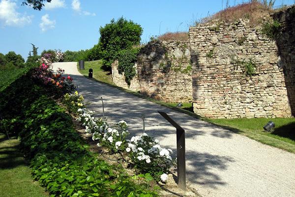 10 giardini pubblici da visitare a padova 5 roseto di for Giardini da visitare