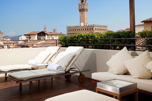 10 panorami da vedere a Firenze | #8 La Terrazza dell\'Hotel Continentale