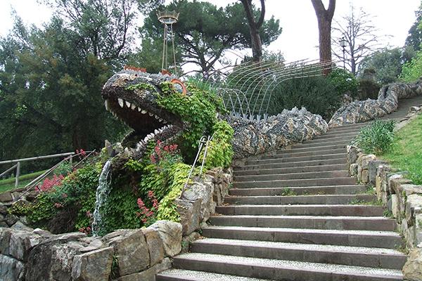 10 giardini da visitare a firenze 10 giardino dell for Giardini da visitare