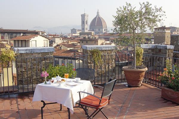 10 panorami da vedere a Firenze | #5 Terrazza Antica Torre di Via ...