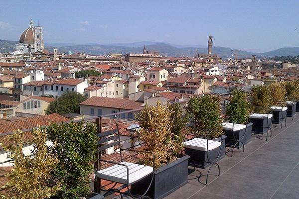 10 panorami da vedere a Firenze | #3 Albergo The Westin Excelsior