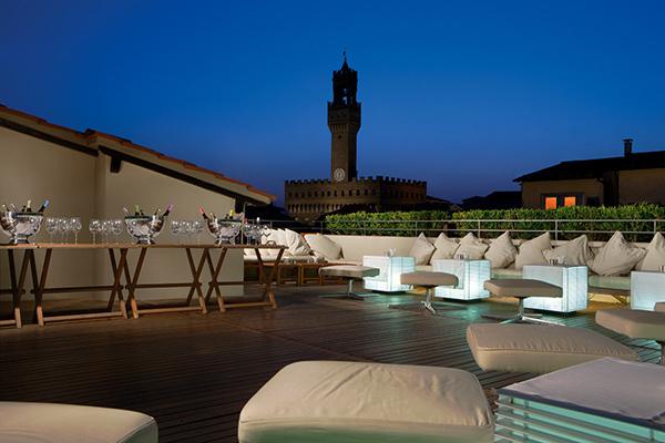 10 Panorami Da Vedere A Firenze 8 La Terrazza Dell Hotel
