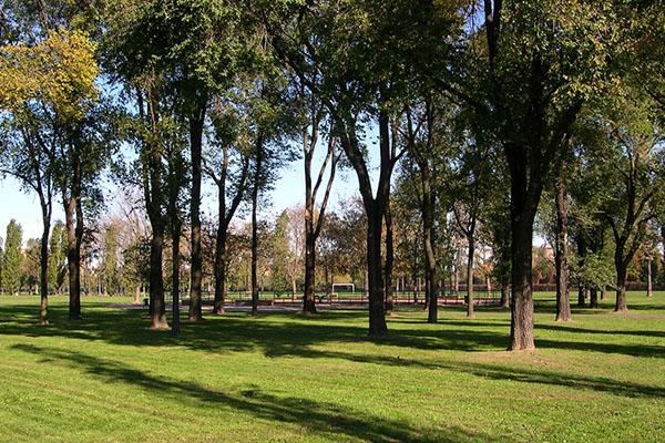 10 giardini da visitare a milano 8 parco di trenno for Giardini da visitare
