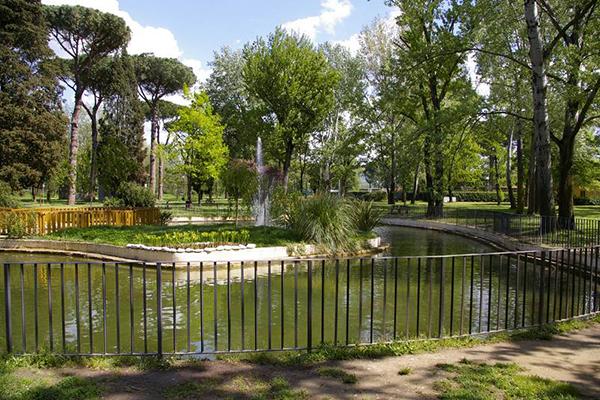 10 giardini da visitare a firenze 8 parco dell 39 anconella for Giardini da visitare