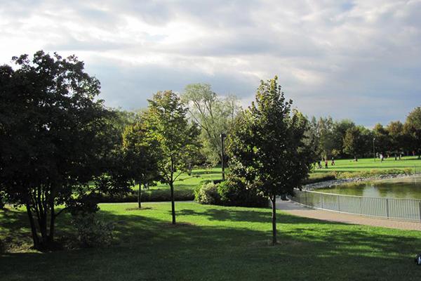 10 giardini pubblici da visitare a padova 10 parco iris for Cabine in affitto nel parco invernale colorado